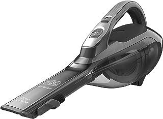 Black & Decker Dustbuster 手部真空吸尘器自行车,无线,黑色