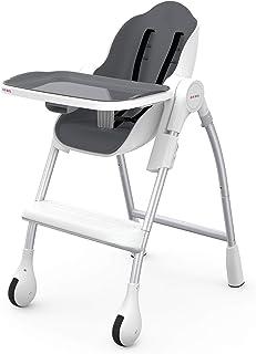 Oribel OR Cocoon 3 级高脚椅 Slate