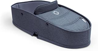 Bugaboo Bee5 经典摇篮定制面料套装 Blue Mélange 标准