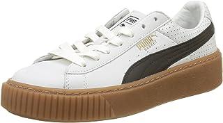 Puma 彪马 Basket Platform Perf GUM女士运动鞋