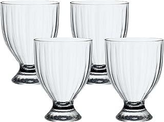 Artesano 原创玻璃大号杯 4 件套,Villeroy & Boch 出品 - 优质水晶玻璃 - 德国制造 - 可用洗碗机清洁 - 52.71 克容量 - 16.51 厘米 透明