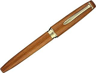 Sailor(寫樂)鋼筆 鋼筆 標準 木軸 細字 花梨 F 木制棕色