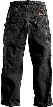 Carhartt 男士水洗鴨子工裝褲B11