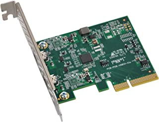 Sonnet Allegro USB 3.2 双端口 USB-C 10 Gb PCIe 卡 (USB3C-2PM-E)