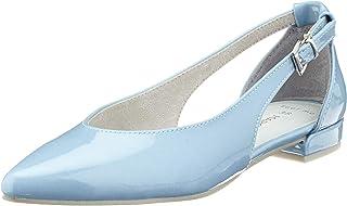 MARCO TOZZI 女士 2-2-22114-24 芭蕾舞鞋