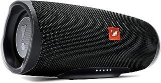 JBL CHARGE4 音乐冲击波四代 便携式蓝牙音箱 低音炮 户外迷你音箱 桌面音响 黑色