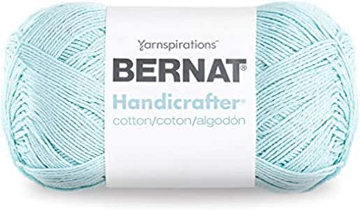Bernat Handi 棉 BB 纱线 Robin's Egg 14 oz 16202828003