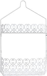 MSV 淋浴架用于悬挂,2 级,白色