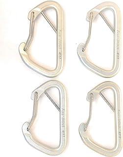 Fixe 镀钢健身弯曲钢板(俘虏眼销)登山扣 #662