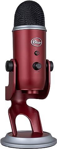 Blue Microphones Yeti USB-Mikrofon für Aufnahme und Streaming auf PC und Mac, Game-Streaming, Skype-Anrufe, Youtube-Streamin