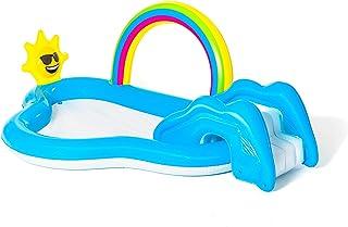 H2OGo Bestway 彩虹和闪亮游乐泳池中心