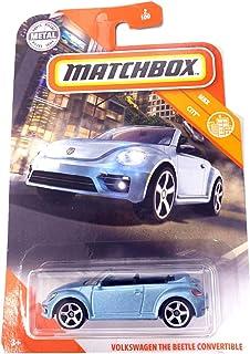 Matchbox 2020 MBX City 2/100 - 大众甲壳虫敞篷车