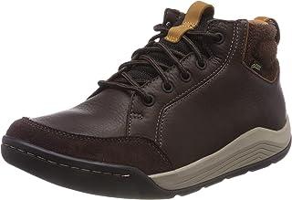 Clarks 男士 Ashcombemidgtx 切尔西靴