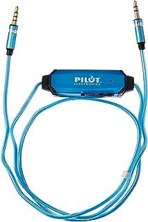 PILOT electronics el-1301bwk 辅助音乐同步音频电缆3.5mm 蓝色
