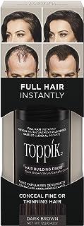 TOPPIK 顶丰发胶纤维 深棕 0.42 oz.