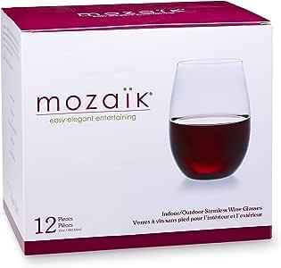 Mozaik 饮具 透明 均码 MMSWG12