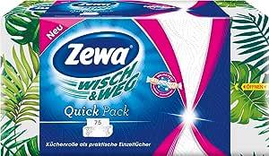 Zewa Wisch&Weg 家用毛巾 实用柔软包装 0.15 克