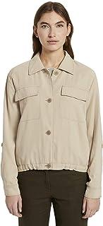 TOM TAILOR 女士西装 & 西装 短款实用外套 带可调节腰带