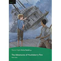 Adventures of Huckleberry Finn, The, Level 3, Pearson English Active Readers (2nd Edition)