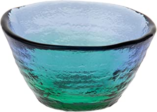 东洋佐佐木玻璃 蓝* 珊瑚海 酒杯 日本制造 WA54CB/EG