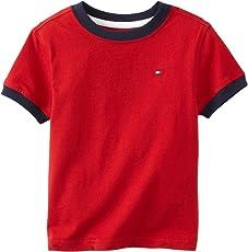 Tommy Hilfiger男童 Ken T 恤衫(学步儿童/小童)