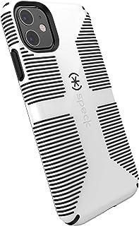 Speck CandyShell Grip iPhone 11 Case 覆盖 多种颜色128839-1909 白色/黑色