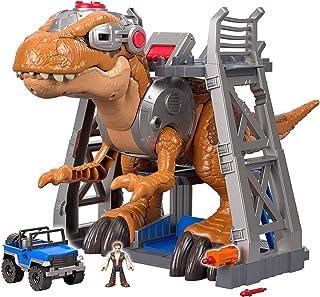 Imaginext FMX85 侏罗纪恐龙玩具,多色