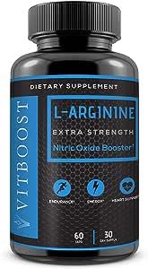 *精氨酸 1200mg 氧化氮补充剂,适用于耐压、肌肉、*和能量 - 强劲 N.O。 增高剂 L-Citrulline & Essential 氨基酸,训练更长,更坚韧