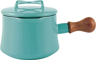 DANSK 拱形风格 单手锅 855131 燃气用 绿松石/蓝绿色 13cm 1L
