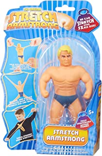 STRETCH ARMSTRONG 06452 7英寸(约17.8cm) Stretch Armstrong 弹力橡皮人
