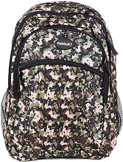 儿童书包、带可调节衬垫肩带的重型包、大主隔层舒适、炫酷印花、手提书、笔记本电脑、旅行、户外 **