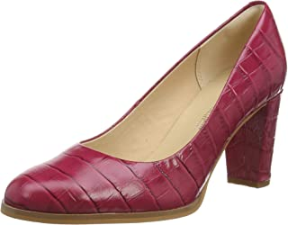 Clarks Kaylin Cara Praline Patent 女士高跟鞋