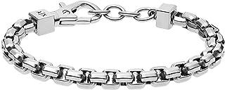 Armani Exchange 不锈钢链条手链