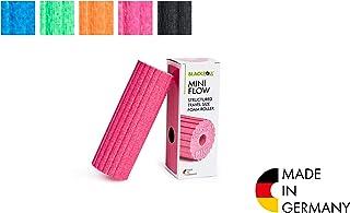 BLACKROLL Mini Flow 筋膜滚筒 -原装 小号的自我按摩用滚筒 双重效果 适用于筋膜 多种颜色 粉色 One Size