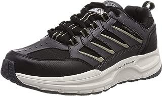 Skechers 斯凯奇 男士 Escape Plan 2.0 运动鞋 煤黑色/黑色