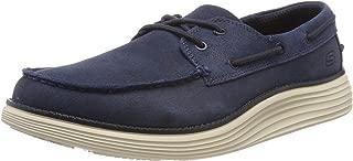 Skechers Status 2.0-Former Moc Toe 男士系带船鞋