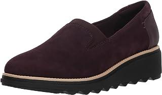 Clarks 女式 Sharon Dolly 乐福鞋