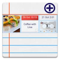 Free notePad Photos,Sounds,Calendar