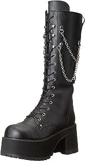 Demonia Ranger-303 及膝高筒靴
