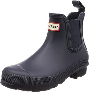 Hunter Original Chelsea Boots 海蓝色 9 B(M) US