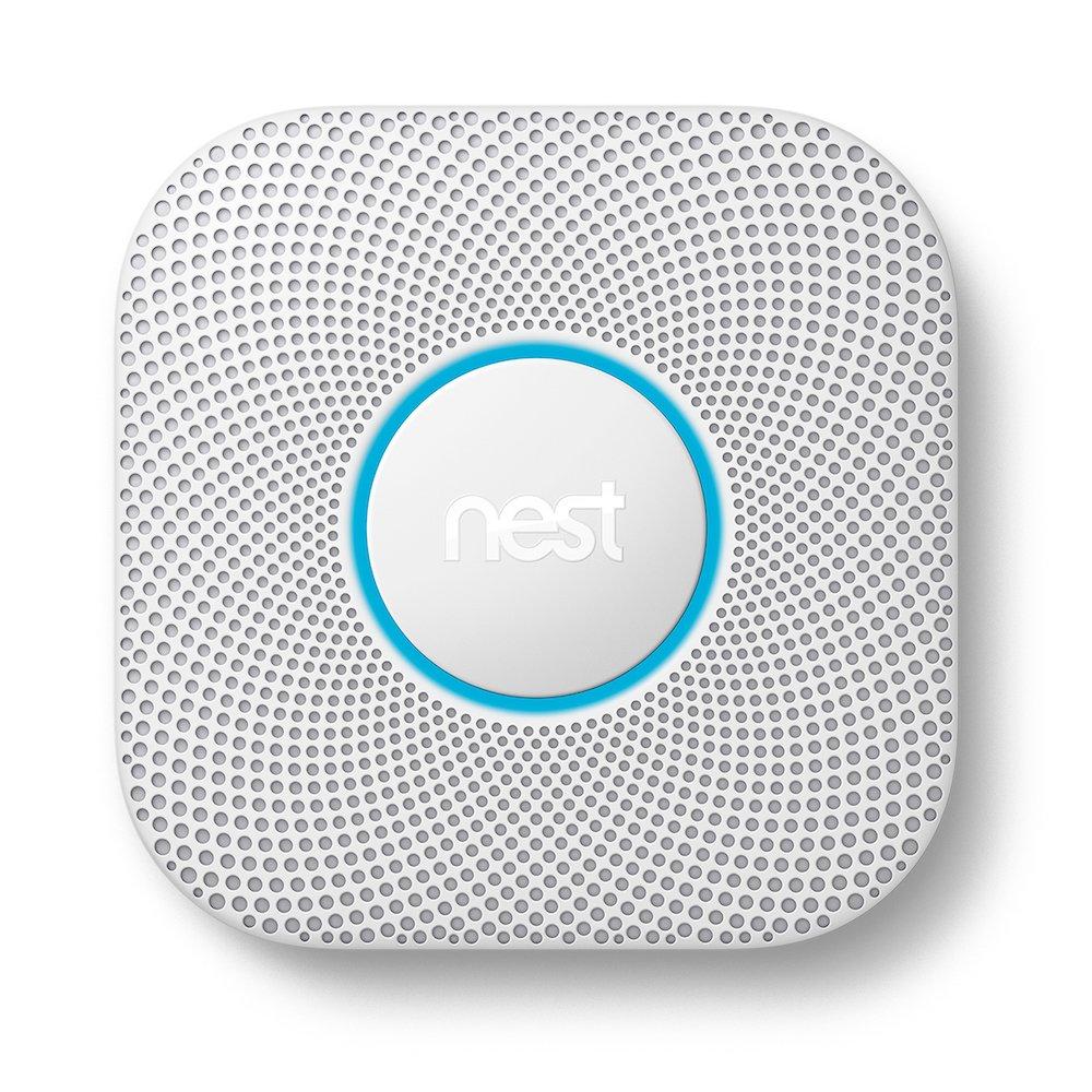Nest第二代烟雾一氧化碳报警器