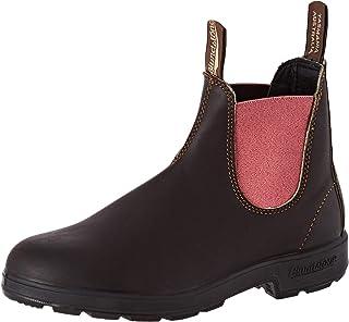 Blundstone 1377 女靴 Stout 棕色/浅粉色