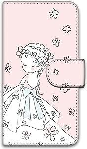 caho 保护套印花翻盖婚礼手机保护壳翻盖式适用于所有机型  ウェディングB 12_ isai FL LGL24