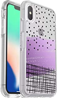 OtterBox 對稱系列手機殼 iPhone Xs 和 iPhone X - 零售包裝 - Hand Doodle