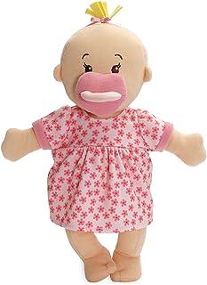 Manhattan Toy 曼哈顿玩具 小婴儿 Stella Peach 12英寸/约30.48厘米柔软婴儿娃娃