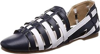 [MARURAIMARULEDE DAYMARKET MARKET ] 懒人鞋 MMP手工编织扁平 WX81616 女士
