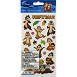 Disney Classic Stickers-Chip 'n Dale