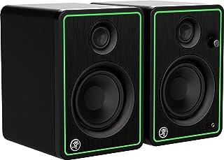 Mackie CR-X 系列,4 英寸多媒体监听器,带专业演播室品质声音和蓝牙 - 一对 (CR4-XBT)