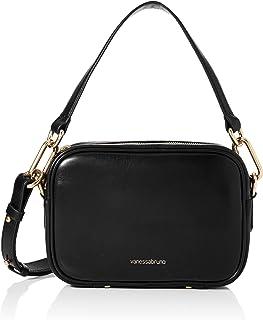 VANESSA BRUNO 女式 Holly 包包 ] 黑色(Noir) 6,5x15x20 centimeters (W x H x L)