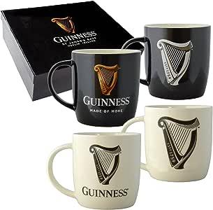 Guinness 马克杯礼品套装 Classic Collection